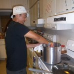 Tashi 1 Cooking Up a Storm